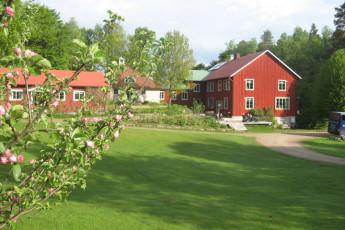 Bråtadal/Svartrå : hostel exterior