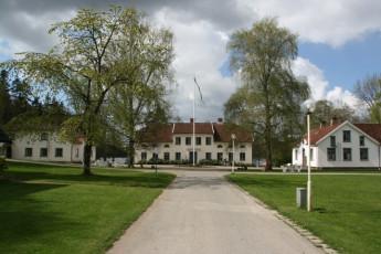 Alingsås/Hjälmared : hostel exterior