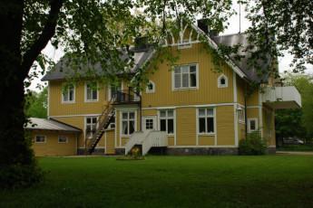 Alingsås/Villa Plantaget : hostel exterior