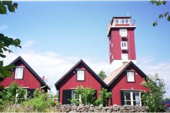 Aspö Lotstorn : hostel exterior