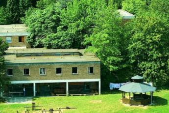 Büdingen : hostel exterior