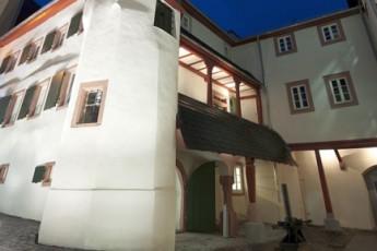 Kaub - Rheinsteig-Jugendherberge : hostel exterior