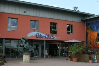 Prenzlau - Uckerwelle : hostel exterior