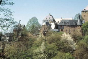 Solingen - Burg : Solingen Burg