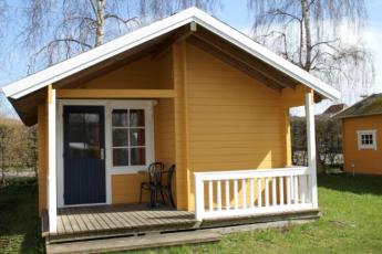Danhostel Frederiksvaerk : cabin