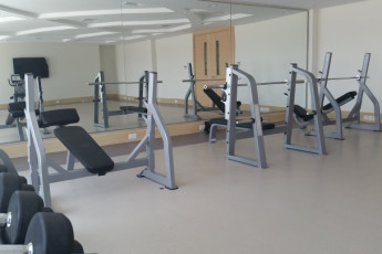 Isa Town Sports City : Isa Town Sports City gym image