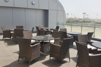 Isa Town Sports City : Isa Town Sports City terrace image