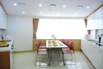 Seoul - Olympic Parktel Youth Hostel :