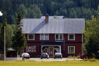 Ljungdalen : The hostel