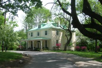 HI - Philadelphia - Chamounix Mansion : vestíbulo en Philadelphia - Chamounix Mansion Hostel, Estados Unidos
