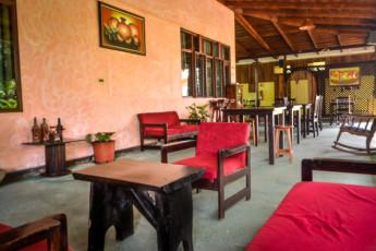 La Fortuna - Jardines Arenal : Hotel Jardines Arenal