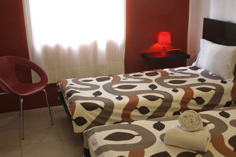 Mexico City - Hostel Suites DF :