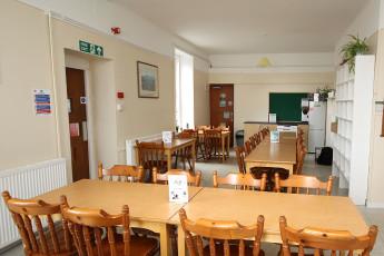Gairloch Sands SYHA : Gairloch Dining Room