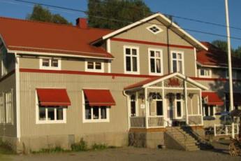 Åsa : hostel exterior