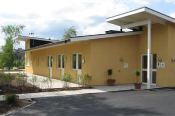 Gnosjö : hostel exterior