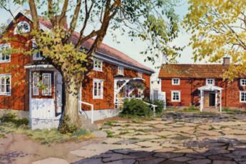 Ölands Skogsby : hostel exterior