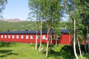 Hemavan : hostel exterior