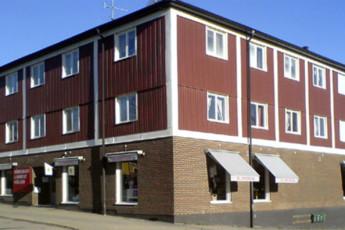 Lammhult : hostel exterior