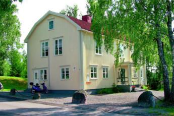 Bengtsfors : hostel exterior