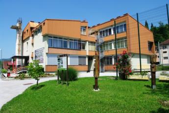 Youth Hostel Sevnica : Sevnica hostel exterior image