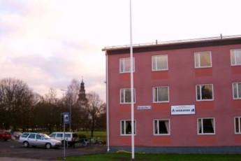 Köping : hostel exterior