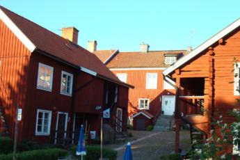 Mariestad : hostel exterior