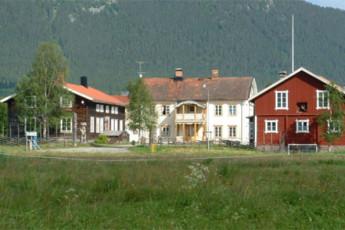 Vemdalen : hostel exterior