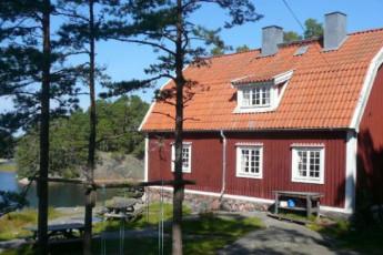 Stora Segerstad : hostel exterior