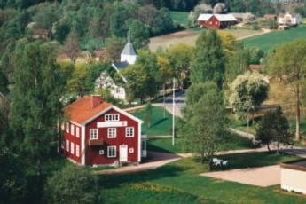 Öreryd/Hestra : hostel exterior