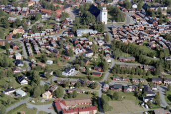 Luleå/Gammelstad : hostel exterior