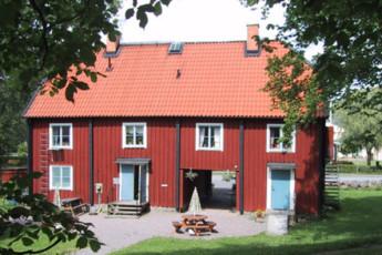 Söderköping/Mangelgården : hostel exterior