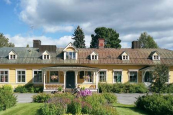 Burträsk/Edelvik : hostel exterior