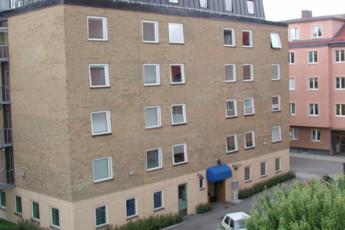Linköping : hostel exterior