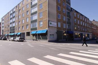 Karlskrona : hostel exterior