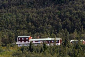 Tänndalen/Skarvruet : hostel exterior