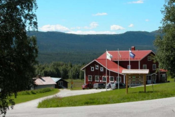 Tännäs : hostel exterior