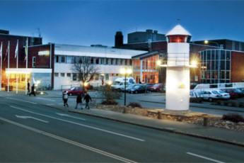 Oskarshamn/Oscar : hostel exterior