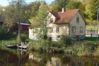 Ebbamåla Bruk : hostel exterior