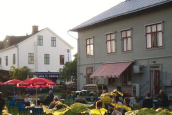 Borgholm/Ebbas : hostel exterior