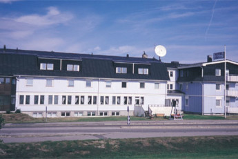Arjeplog : STF Arjeplog Vandrarhem