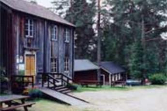 Borgsjö : STF Borgsjö Vandrarhem
