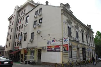 Belgrade - HOSTELCENTAR : Hostel, 062062, Belgrade, Serbia, 01_building_1