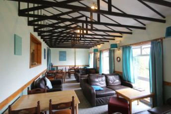 Isle of Skye - Broadford SYHA : Broadford Lounge