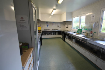 Isle of Skye - Broadford SYHA : Broadford Kitchen