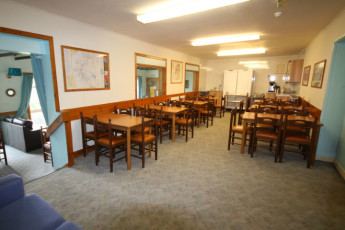 Isle of Skye - Broadford SYHA : Broadford Dining