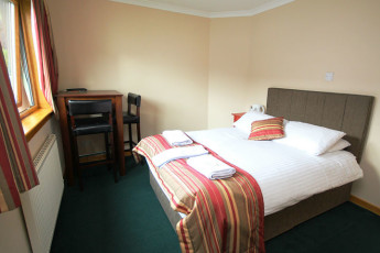 Isle of Skye – Portree SYHA : Portree double room image