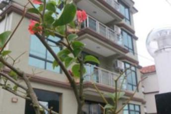 Zhoushan - Putuo Niba Youth Hostel : hostel exterior