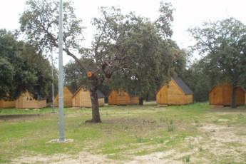 Alcoba de los Montes - La Fuente : hostel exterior