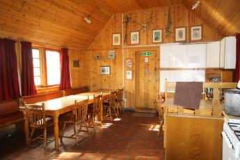 Loch Ossian SYHA : Loch Ossian Dining