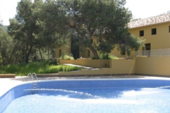 Murcia – El Valle : hostel exterior